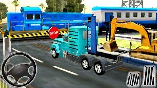 Highway Cargo Truck Transport Simulator - Cargo Transport Driver 3D - Android GamePlay screenshot 1