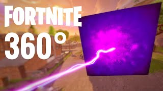 FORTNITE 360 VR Box Big moving Cube Google Cardboard Virtual Reality