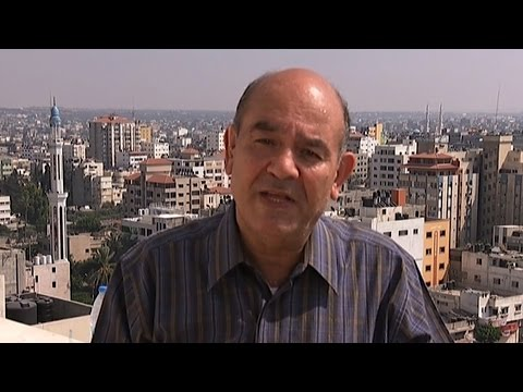 Palestinian Human Rights Lawyer Raji Sourani Likens Netanyahu to Bin Laden For Killing Civilians