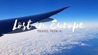 JORDII Travels | Lost in Europe #1 | Travel Vlog: Doha, QA