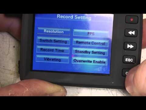 KS-650M mini video recorder review & teardown