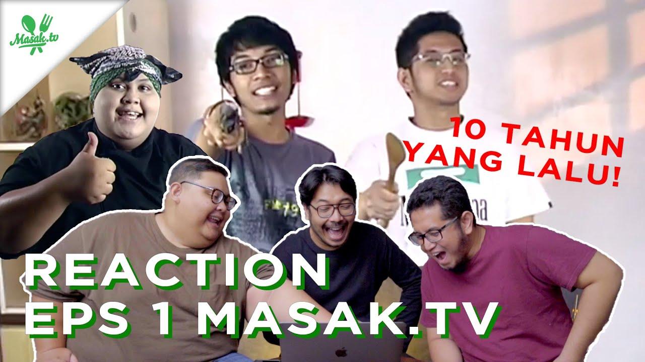 Video pertama MasakTV - Reaction Host