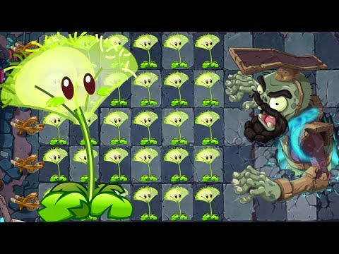 Plants vs. Zombies Online Final Boss - Team Plants vs Dr. Zomboss (植物大战僵尸Online)