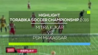 Video Gol Pertandingan Mitra Kukar vs PSM Makasar U21