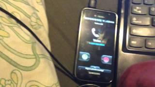 My ringtone.