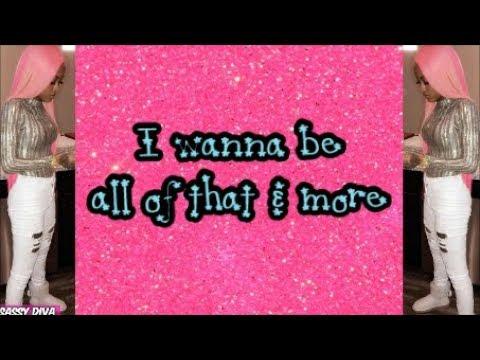 Ann Marie - I Wanna Be (Lyrics)