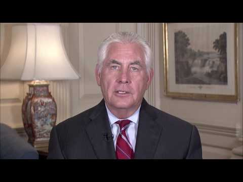 Secretary Tillerson delivers remarks at the 2017 SelectUSA Summit