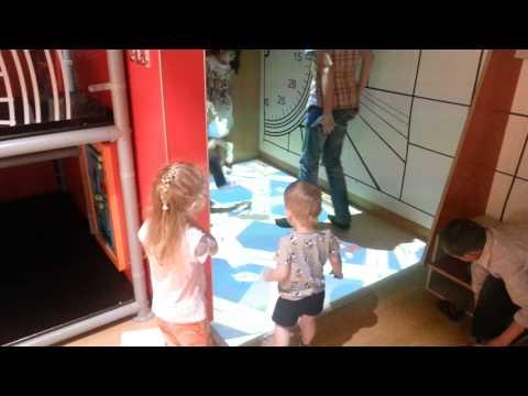 Детская комната макдональдс на вднх