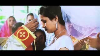 Renish weds Anitha