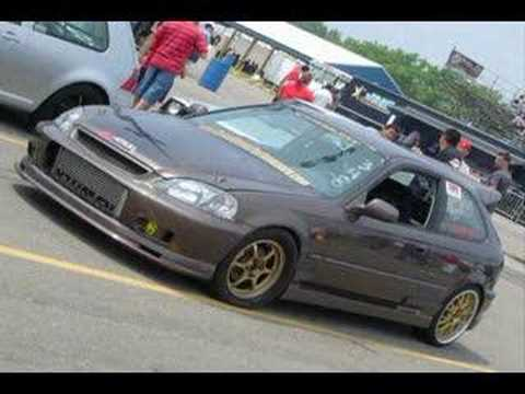 Speedquest Performance '00 Honda Civic DX B16A-T