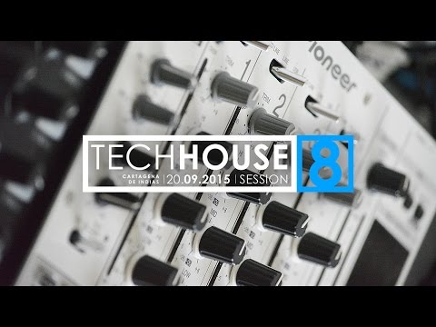 Tech House Set 08 - Antto Neves, Cartagena de Indias, COLOMB