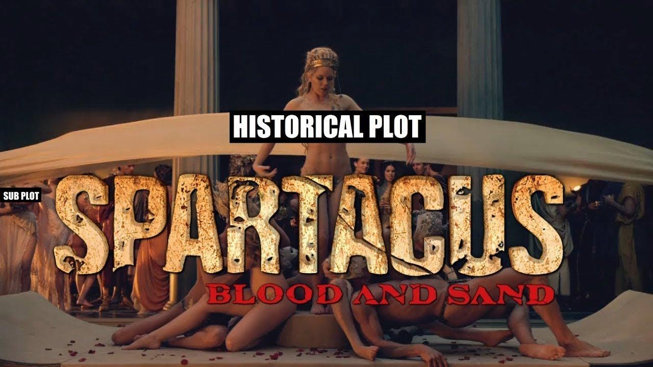 Download Spartacus - A Plot Worth Watching