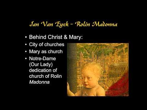 ARTH 4007 Jan Van Eyck 4: Washington Annunciation