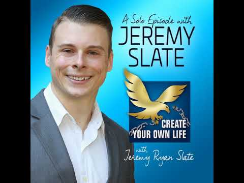 352: Life on Your Terms, A Million Dollars and Beyond | Jeremy Ryan Slate