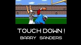 Barry Knows Better- Crazier Tecmo Run