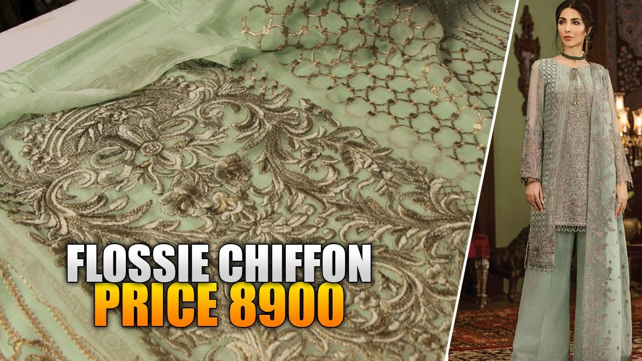 Flossie Chiffon Collection 2020 | Flossie Unboxing FC04 Crystallia | Sara Clothes