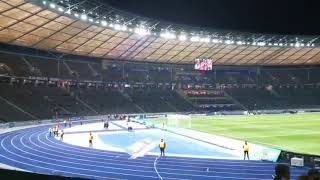 Hertha BSC vs Schalke 04 - Live aus dem Olympiastadion 31.01.20