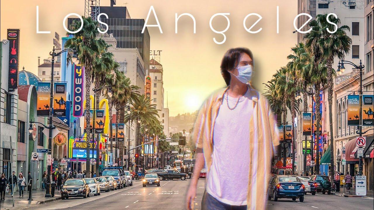 """ភូមិខ្មែរទីក្រុង""""ឡូសអាន់ជ័រលេស""""នឹង""""ឡុងប៊ិច""""-Cambodia Village In Los Angeles And Long Beach City🌃"""