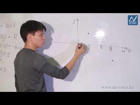 Видеоурок график функции y cosx