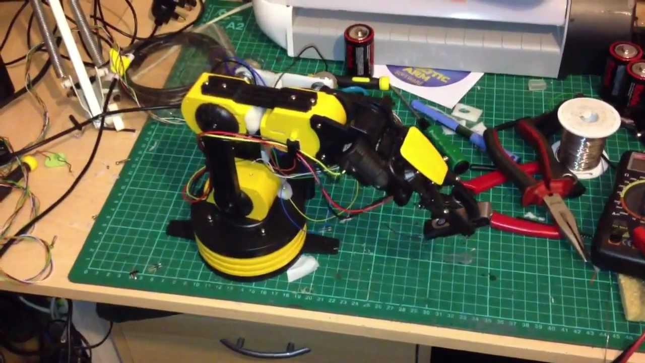 MAPLIN ROBOTIC ARM WINDOWS 7 X64 DRIVER