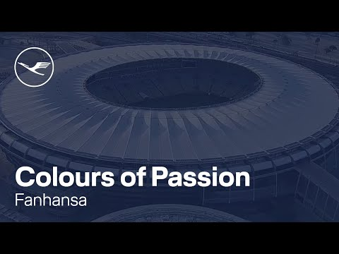 Lufthansa Colours of Passion