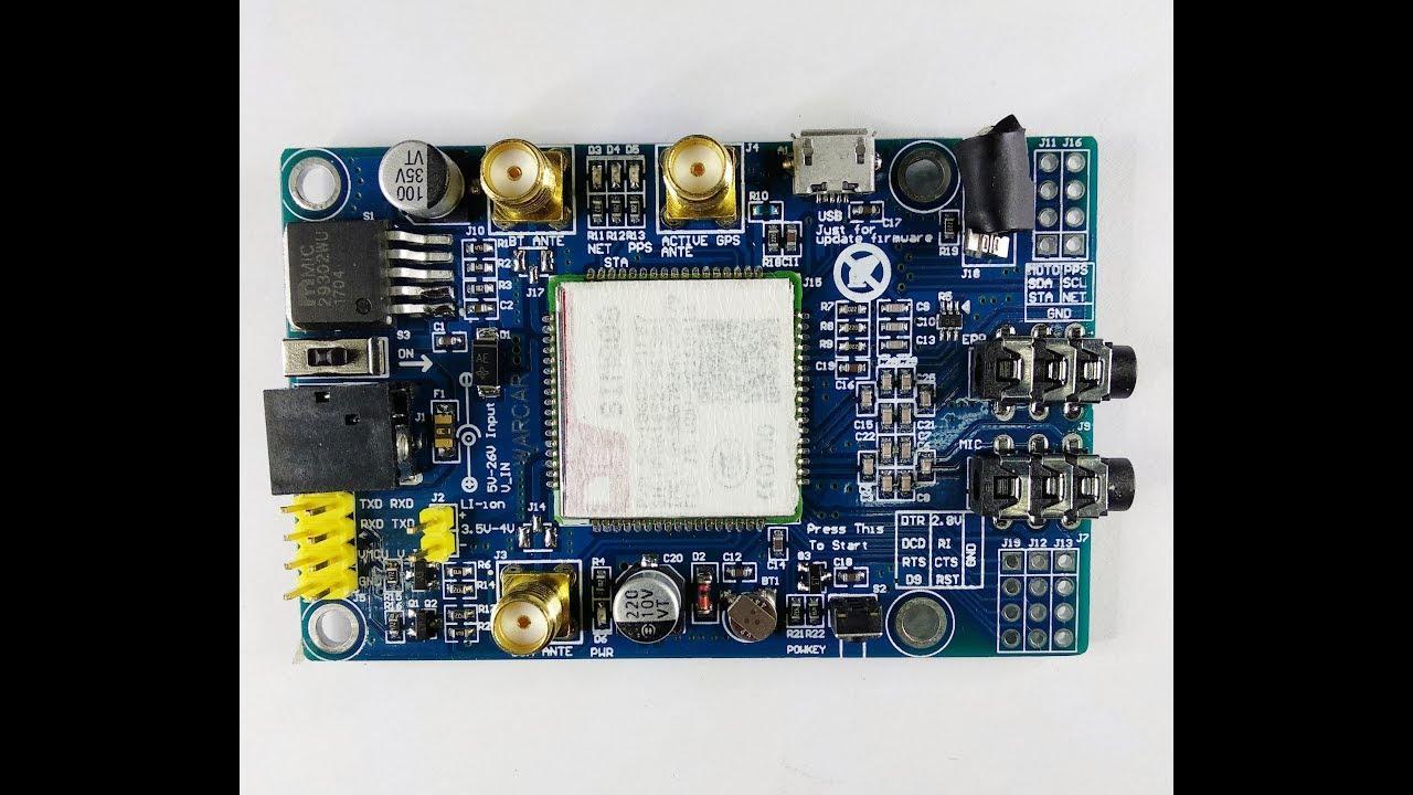 Smart Fire Alarm System | Arduino | Node MCU 32s | SIM808 | BRAC University  CSE341 Project