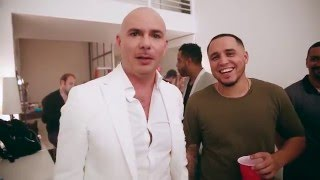 IAmChino - Ay Mi Dios ft. Pitbull & Yandel y Chacal [Behind the Scenes]