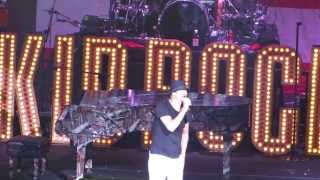 "Kid Rock Rebel Soul Tour ""Born Free"" LIVE 8/17/2013 DTE Energy Music Theatre"