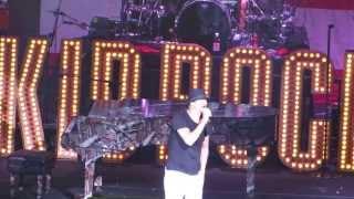 "Kid Rock Rebel Soul Tour ""Born Free"" LIVE 8/17/2013 DTE Energy Music Theatre"