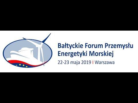 BEIF 2019 - Bałtyckie Forum Przemysłu Energetyki Morskiej
