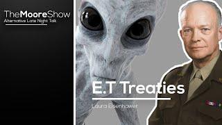 Laura Eisenhower on Secret ET Treaties | the Negative ET Agenda | Mind Control | Secret ET Treaties