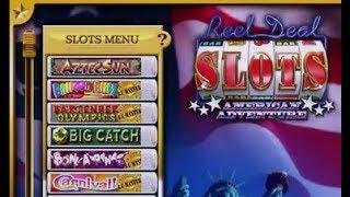 Reel Deal Slots   American Adventure ~ Windows PC