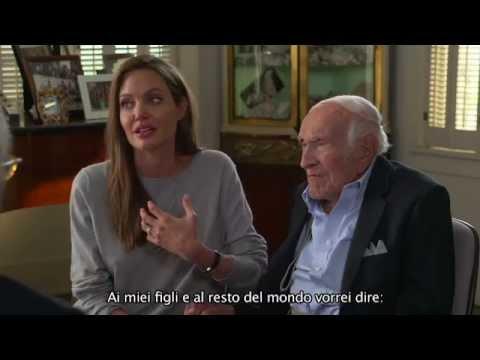 UNBROKEN - Intervista alla regista Angelina Jolie e a Louis Zamperini (sottotitoli in italiano)
