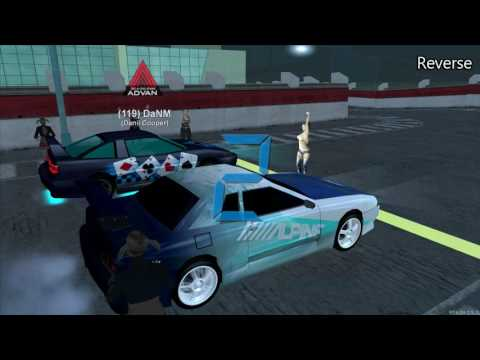 Airport Drift 5 & 5 [R] (perfect line) - NFS: San Andreas