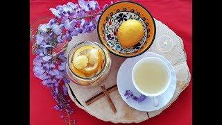 Zencefilli Ballı Çay Tarifi