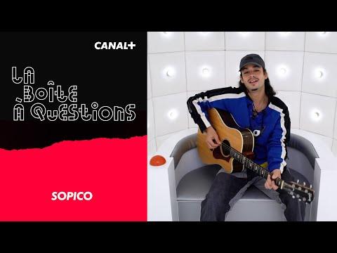 Youtube: La Boîte à Questions de Sopico – 20/10/2021
