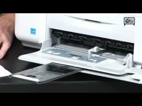 hp photosmart c4580 wifi all in one printer youtube. Black Bedroom Furniture Sets. Home Design Ideas