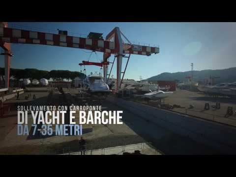 Cantiere Metalcost     Video Drone presentazione aziendale