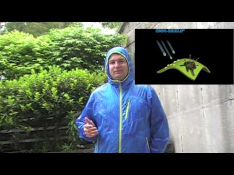 Columbia Trail Drier Wind Breaker Jacket Tested and Reviewed