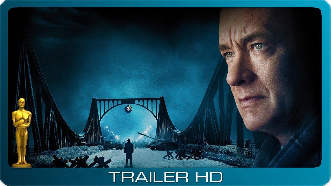 Bridge Of Spies - Der Unterhändler ≣ 2015 ≣ Trailer