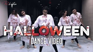 Halloween Special | Rhythm Performing Arts Dance Choreography