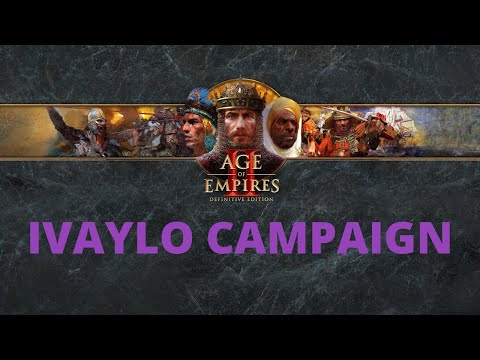 Age of Empires 2 Definitive Edition - Ivaylo Campaign - Mission 1