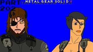 Metal Gear Solid V: The Phantom Pain (Part 202 Of 219) - SIDE OPS 125 - ELIMINATE TANK UNIT 12