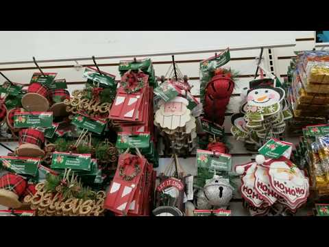 New At Dollar Tree-Cool Christmas Crafts & FAll Decor