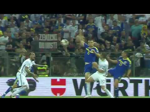 Βοσνία - Ελλάδα 0-0 Highlights Προκριματικά Π.Κ. 2018 {9/6/2017}