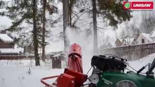 снегоуборщик для мотоблока  Эксплуатация техники зимой