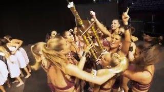 Delta Gamma FSU Line Dance 2016