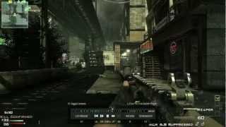 Call of Duty: Modern Warfare 3 - ACR on Bootleg w/ little commentary [german]