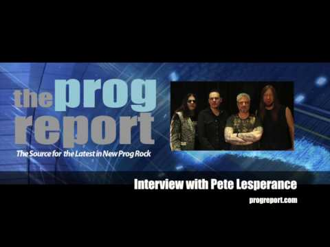 Pete Lesperance (Harem Scarem) - The Prog Report