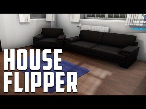 EVİN SALONUNDA DEHŞET - House Flipper